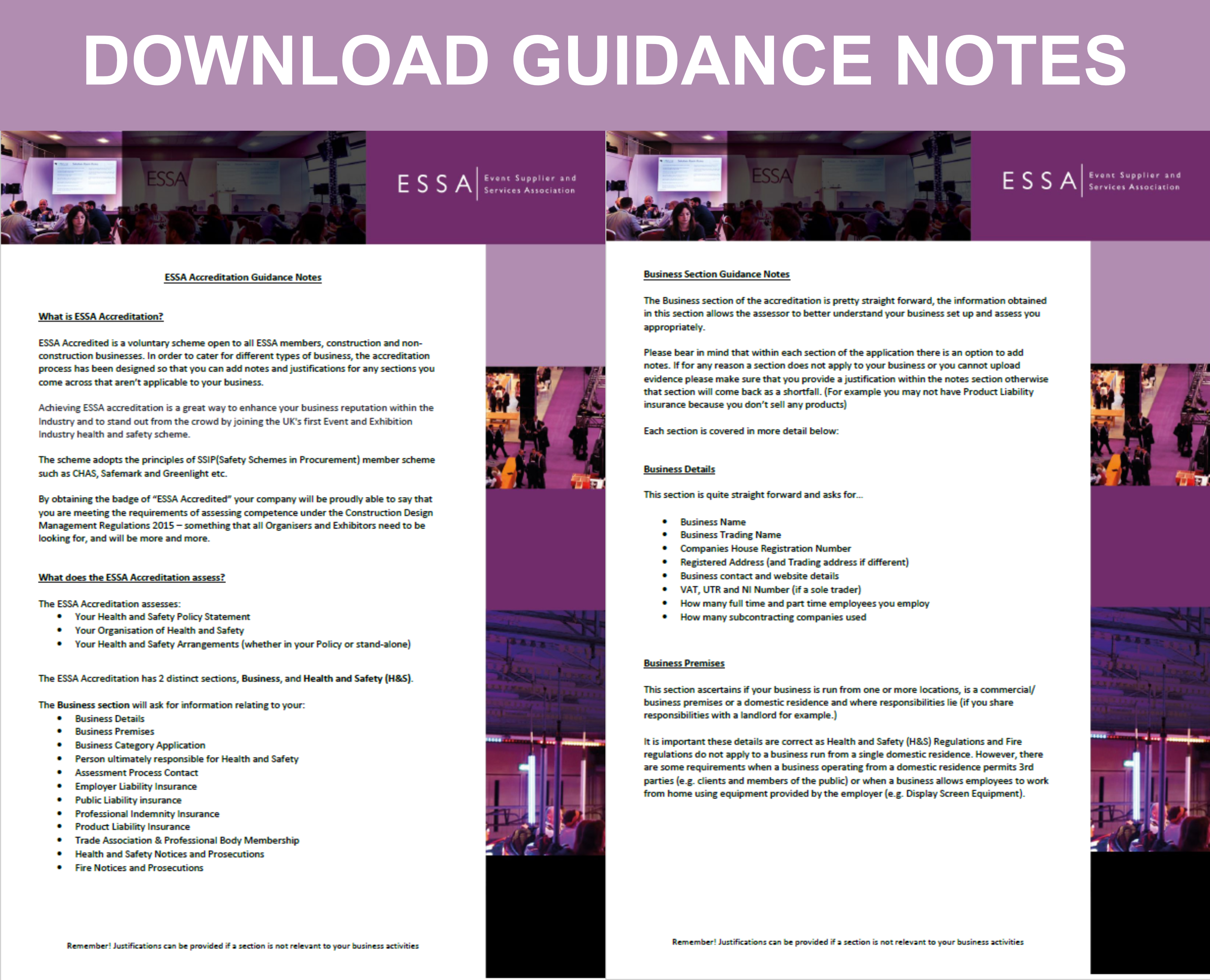 Guidance Notes Image