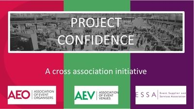 Project Confidence – preparing for the 'new norm' in events