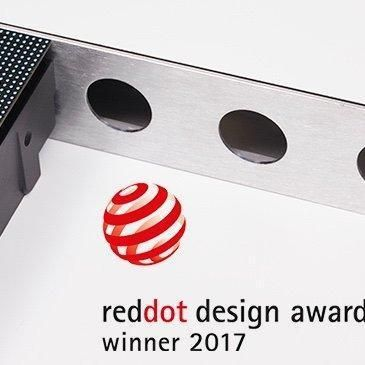 LEDskin® awarded with Red Dot Award